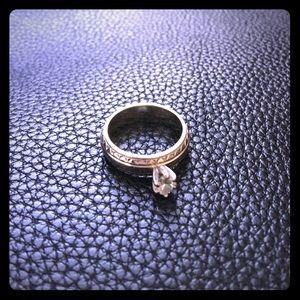 Jewelry - Platinum Ring with .27 Carat Diamond